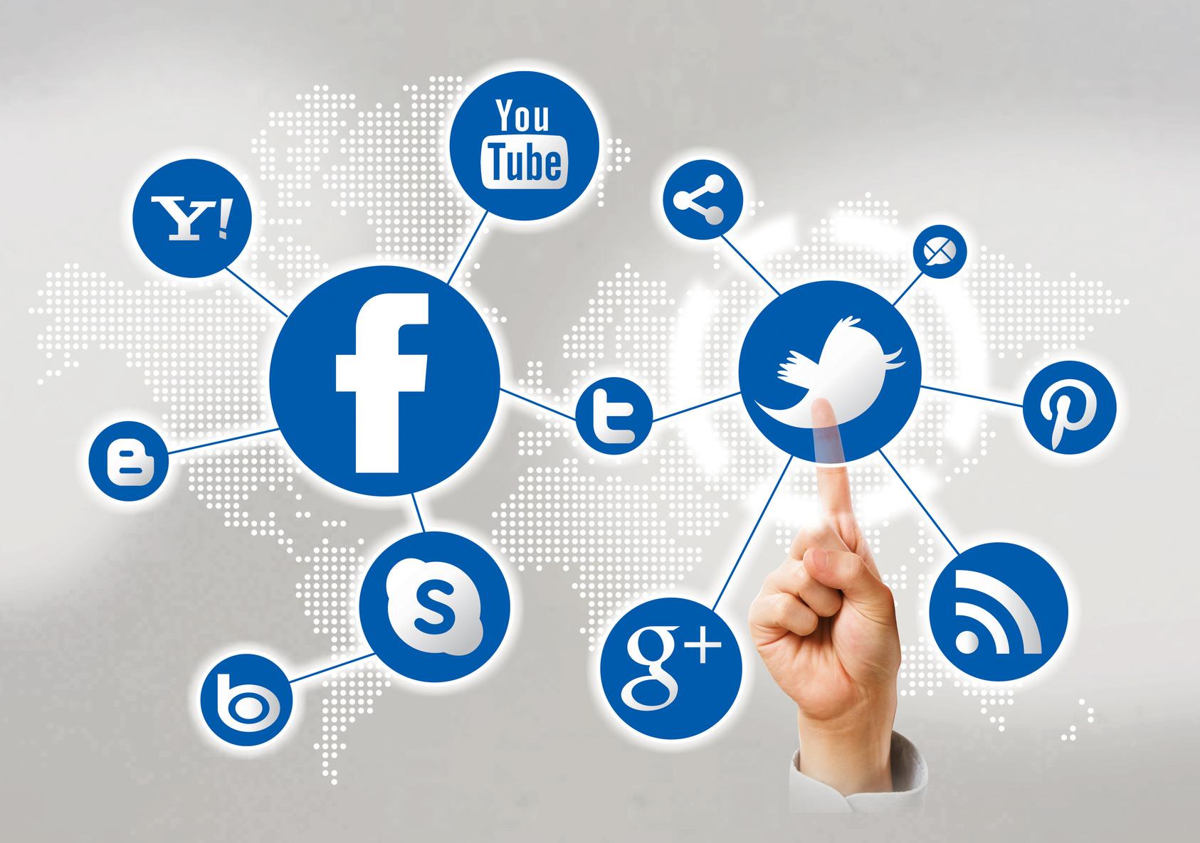 Social Media - Jaestic.com