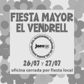 Fiesta Mayor El Vendrell